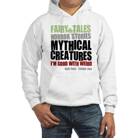 Twilight Weird Hooded Sweatshirt
