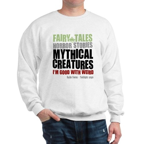 Twilight Weird Sweatshirt