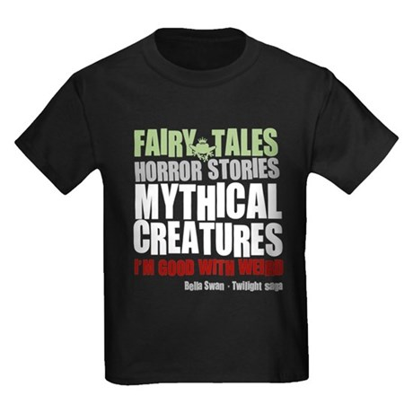 Twilight Weird Kids Dark T-Shirt