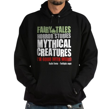 Twilight Weird Hoodie (dark)