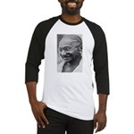 Power of Truth Gandhi Baseball Jersey