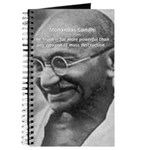 Power of Truth Gandhi Journal