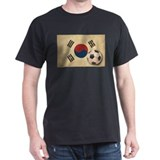 Vintage South Korea Football T-Shirt