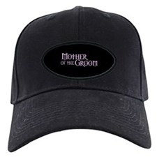 Mother of the Groom Rocker Morph Baseball Hat