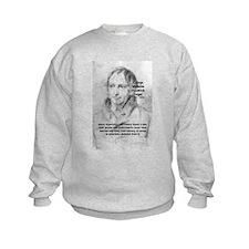 History Failure of Government Kids Sweatshirt
