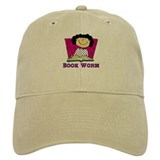 Book Worm Baseball Cap