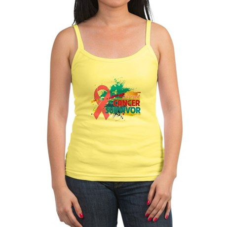 Splash Breast Cancer Jr. Spaghetti Tank