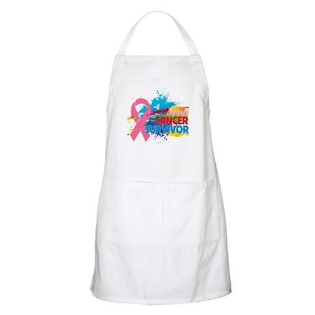 Splash Breast Cancer Apron
