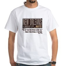 NOLA: A Chocolate City Shirt