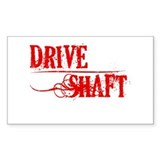 Drive Shafe Decal