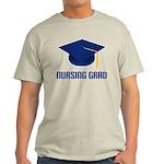 Blue Nursing Grad Light T-Shirt