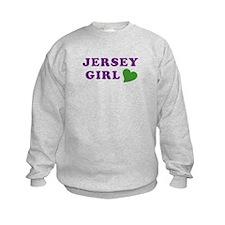 Cute New jersey girls Sweatshirt