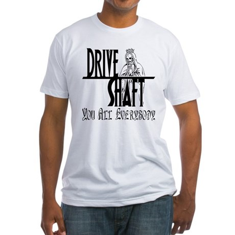 Drive Shaft LOST Fitted T-Shirt