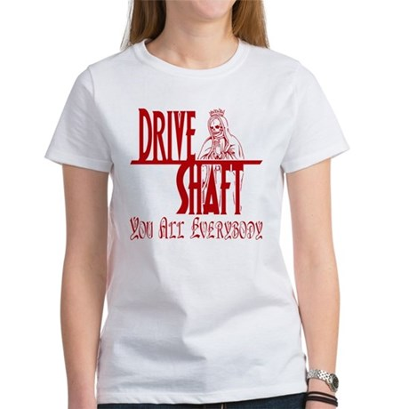 Drive Shaft LOST Womens T-Shirt
