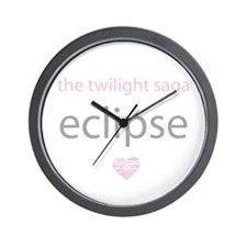 the twilight saga eclipse Wall Clock