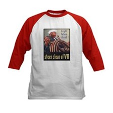 Steer Clear of VD Poster (Front) Tee