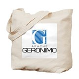 Apache Geronimo Tote Bag