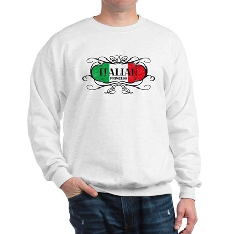 Italian Princess Sweatshirt