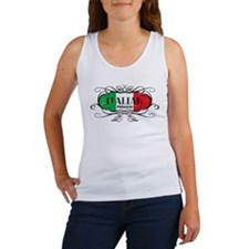 Italian Princess Women's Tank Top