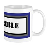 USS Preble Mug