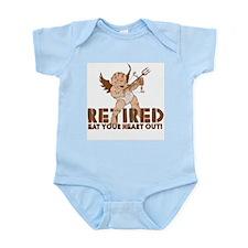Cupid Retired Infant Creeper