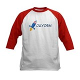 Jayden Rocket Ship Tee