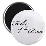 Father of the Bride (FF) Magnet