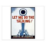 Big Guns Talk Poster Art Small Poster