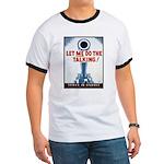 Big Guns Talk Poster (Front) Ringer T