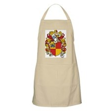 Say Coat of Arms BBQ Apron