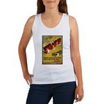 Women Power Now Poster Art Women's Tank Top