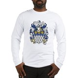 Scrivener Coat of Arms Long Sleeve T-Shirt