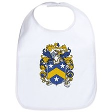 Sealy Coat of Arms Bib