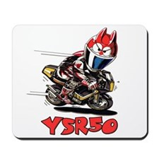 Cartoon YSR Mousepad