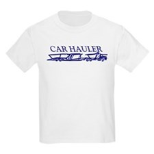 Car Hauler (tm)  Kids T-Shirt