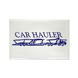 Car Hauler (tm) Rectangle Magnet (100 pack)