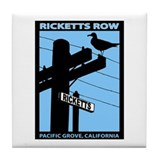 Ricketts Row Tile Coaster