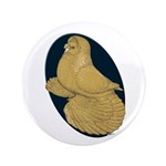 "Yellow Trumpeter 3.5"" Button (100 pack)"