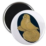 "Yellow Trumpeter 2.25"" Magnet (100 pack)"