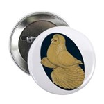 "Yellow Trumpeter 2.25"" Button"