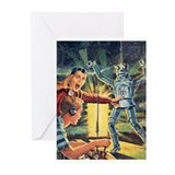 Giant Robot Greeting Cards (Pk of 20)