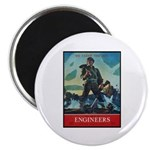 Army Corps of Engineers Magnet