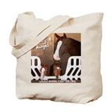 One of a Kind Lena, Sunny and Angel Tote Bag