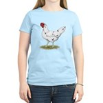 California White Hen Women's Light T-Shirt