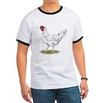 California White Hen Ringer T