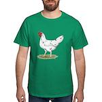 California White Hen Dark T-Shirt