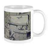 Tom Swift Lab Mug