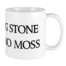 A rolling stone Mug