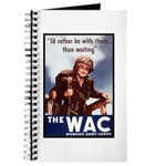 WAC Women's Army Corps Journal