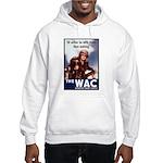 WAC Women's Army Corps Hooded Sweatshirt